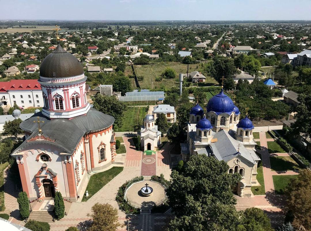 Kitskany Monastery