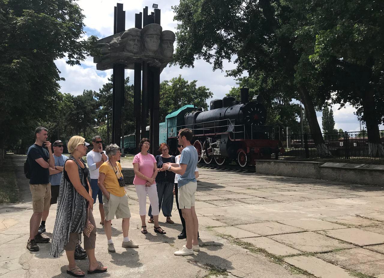 Bendery Railway Workers museum