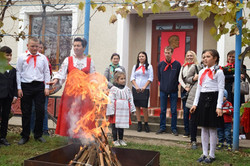 Pioneer initiation ceremony