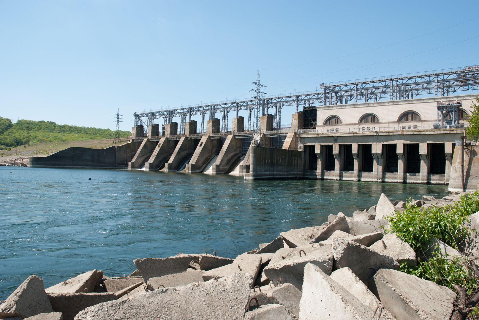 Dubossary hydropower plant