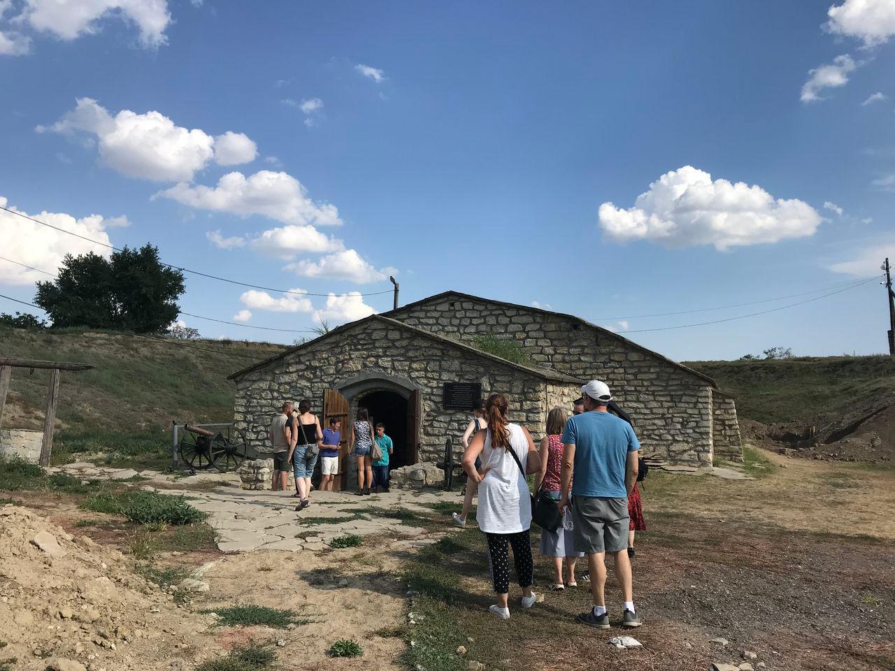 Tiraspol Fortress