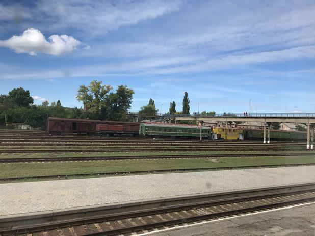 Bendery Railway station