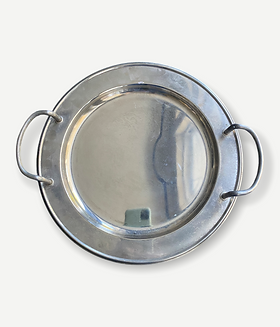 Silver Plate Holder
