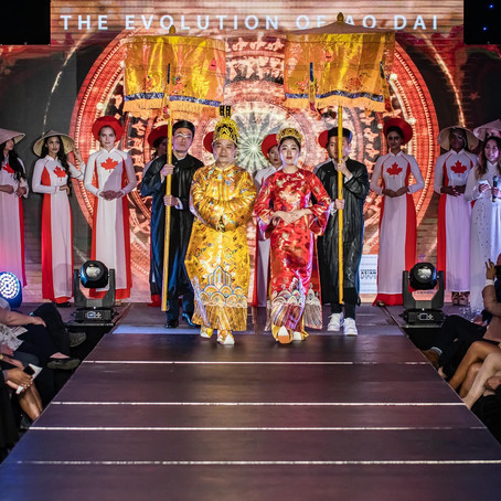 Canadian Asian Fashion Show 2019