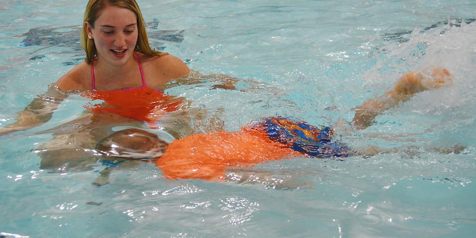 April Swim Clinic