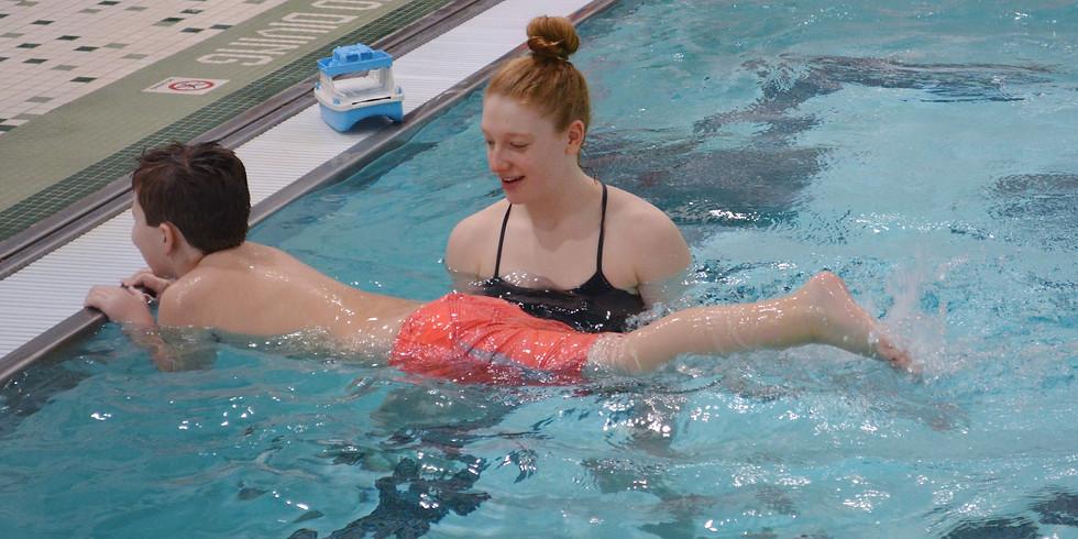March Swim Clinic