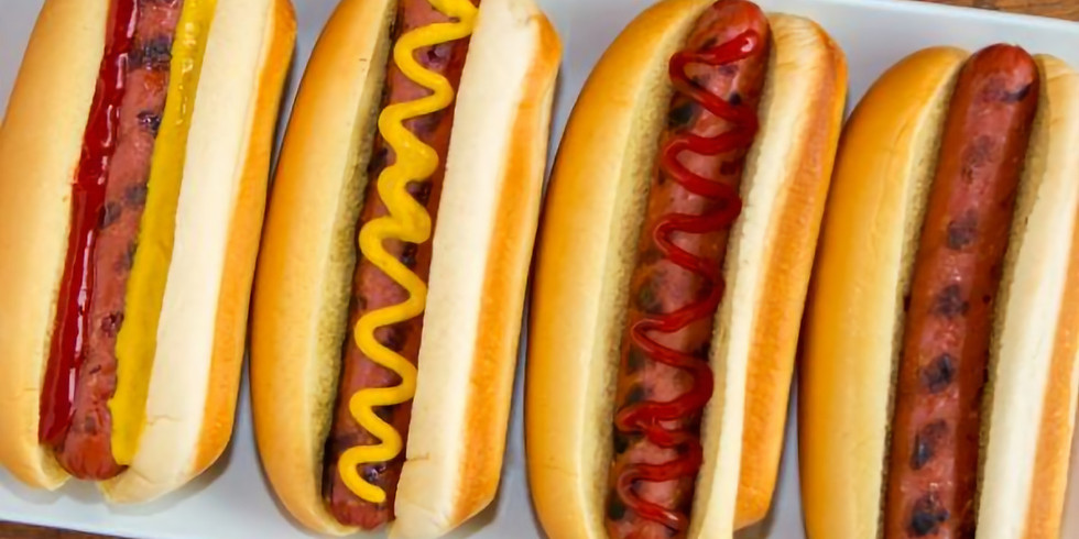 More Than a Meal October 19, 2019 Hot dogs - PREP Only
