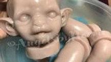 """""""Victor"""" Werewolf Baby Silicone"""