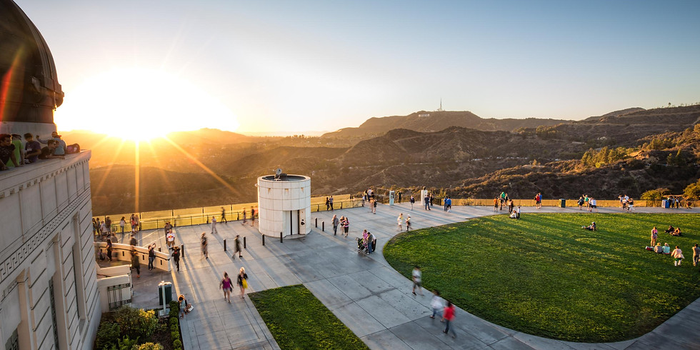 Griffith Hike & Sunset Picnic