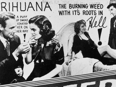 Reflect on the Racist History of Cannabis
