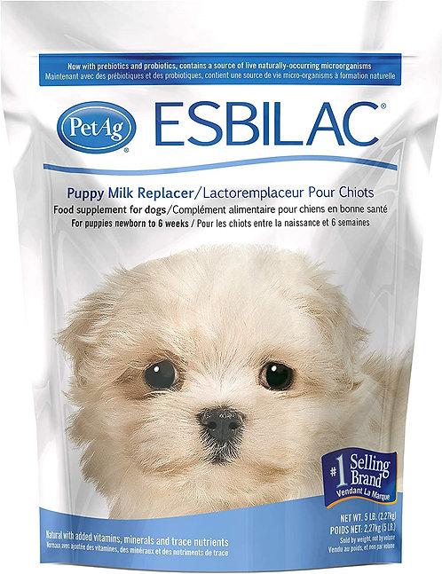 Sustituto De Leche En Polvo Para Cachorros Esbilac 5LB