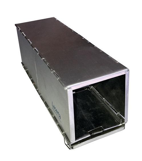 Trampa Plegable de Aluminio