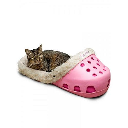 Cama P/ Perro O Gato Sasquatch Rosa