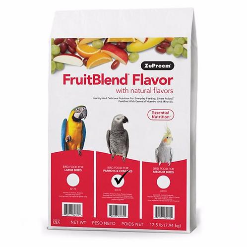 Alimento Zupreem Fruitblend Loros Med.  y Conuros 7.94kg