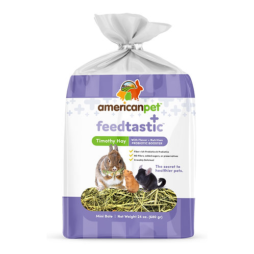 Heno de Timothy American Pet Feedtastic