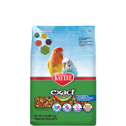 Alimento Kaytee para Periquitos Australianos 907 g