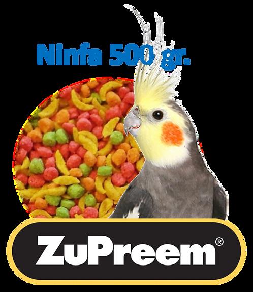 Granel Ninfa Zupreem 500gr.