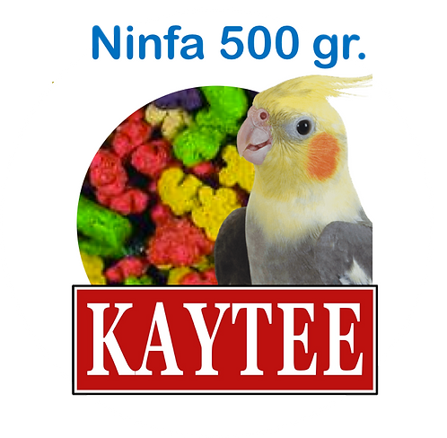 Granel Kaytee Ninfa 500gr.