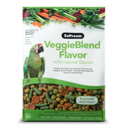 Alimento Para Loros Zupreem VeggieBlend Flavor