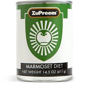 Alimento Zupreem Para Primates Monos Pequeños Lata 411 Gr.