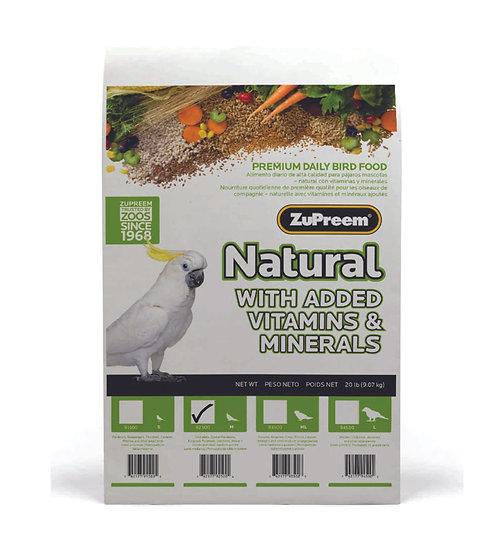 Alimento Zupreem Para Tucan y aves sensibles al hierro