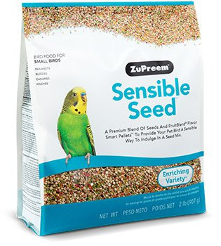 Alimento Zupreem Sensible Seed Periquitos  907 gr.