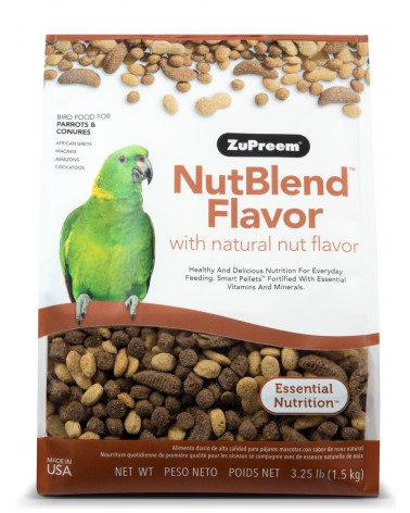 Alimento Para Loros Zupreem Nutblend Flavor