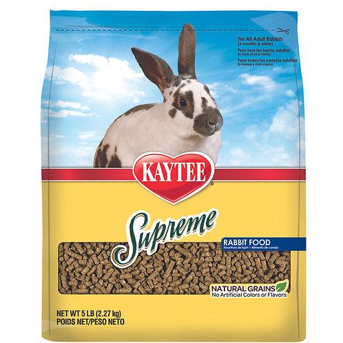 Alimento Para Conejo Supreme Kaytee 5 Lb, 2.27 K