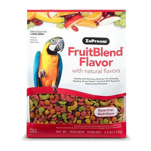 Alimento Zupreem Fruitblend Loros Guacamaya 1.6 kg