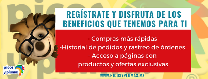 Registrate y disfrurta los beneficios qu