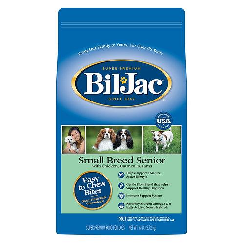 BilJac Senior Raza pequeña 6 Lb.