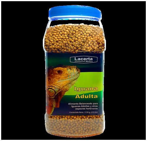 Alimento para Iguanas Adultas Lacerta Médica