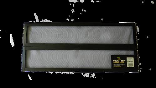 Cubierta de malla con bisagra 12x 30 pulg.