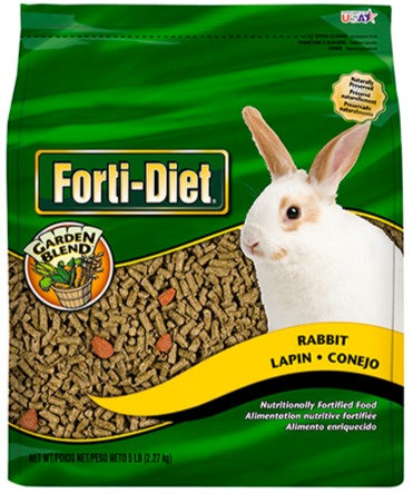 Alimento Forti Diet Garden Blend Kaytee Para Conejo