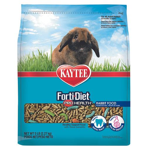 Alimento Para Conejo Adulto Forti Diet Kaytee 2.27