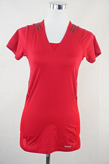 Sport ist die beste Medizin !- Reebok Damen T-Shirt