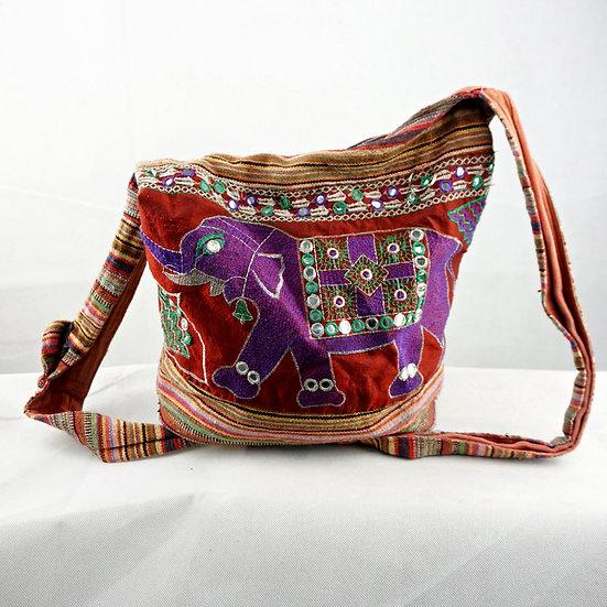 Rosa Elefant Tasche