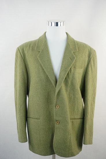 """Mr. Bean""- grünes Sakko"