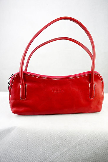 HIT! Florence Rote Baugette Tasche