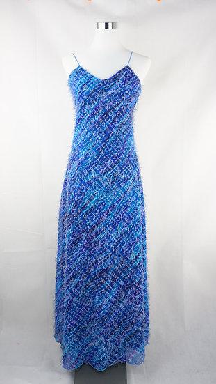 """""""Miss Flauschig!"""" - Kleid mit Fransen"""