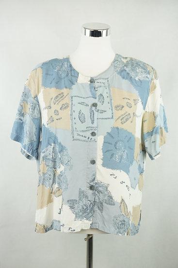 Vintage Stop Over Bluse