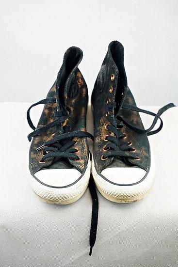 """Gold & Zeit"" - Converse"