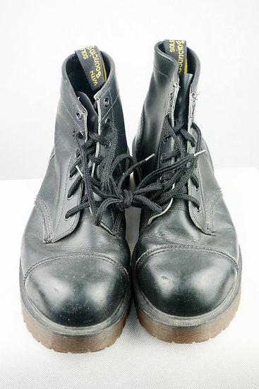 """""""Techno Boots"""" Dr. Martens schwarz"""