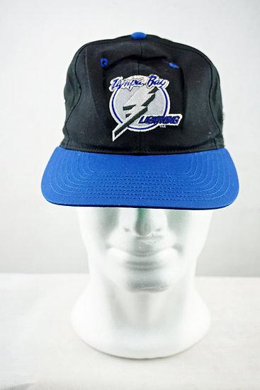 Tampa Bay Snapback schwarz/ blau