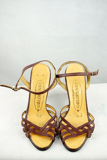 Vintage Sandalette