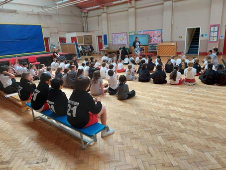 Chinese taster presentation in Abbotsford Preparatory School