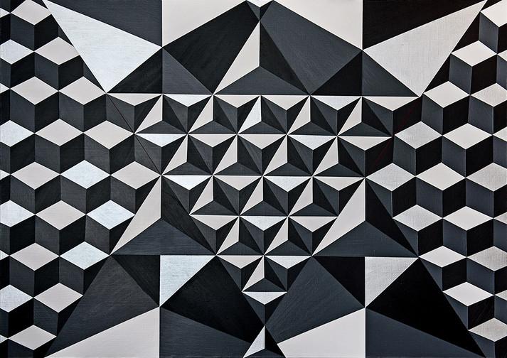 2017 Mauricio Escher Line