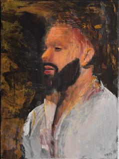 2017 Man's portrait