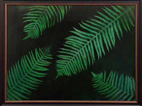 Лесной мотив I 66х50 см