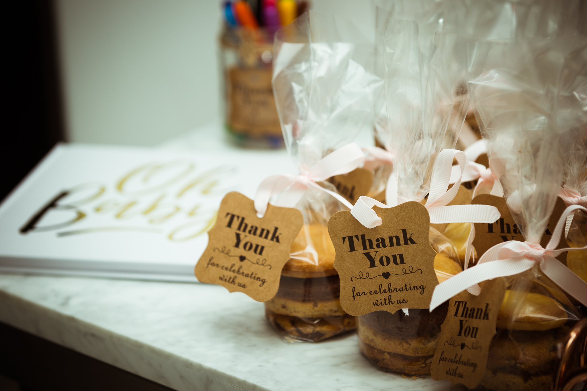 Cookie Bags, Thank you Gifts